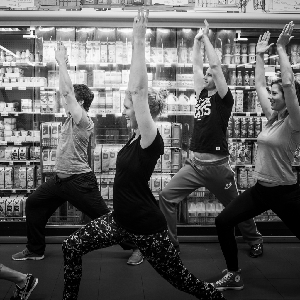 Yin Yang yoga op dinsdagavond!