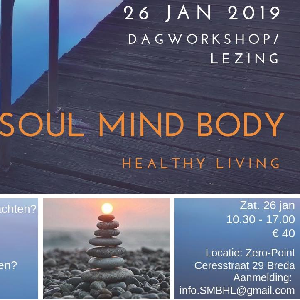 Soul Mind Body Healthy Living